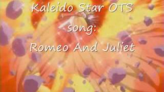 Kaleido Star OTS romeo and Juliet