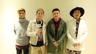 4人組コーラス&ボーカルグループDEEPにインタビュー!3月16日にソニーミュージック移籍第1弾シングル『MAYDAY』を発売