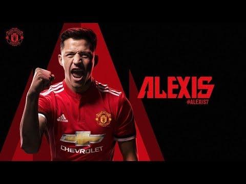 Alexis Sanchez Piano Glory Glory Man United
