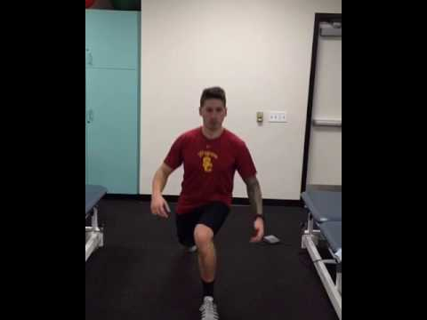 How to Limit Knee Valgus with Alternating Lunges