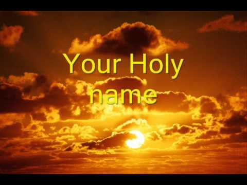 I WORSHIP YOU, JESUS Praise and Worship Songs with Lyrics - sing Jiri  Zmozek CZ