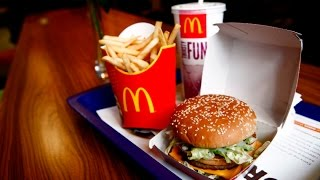 How It's Made | The McDonalds Big Mac