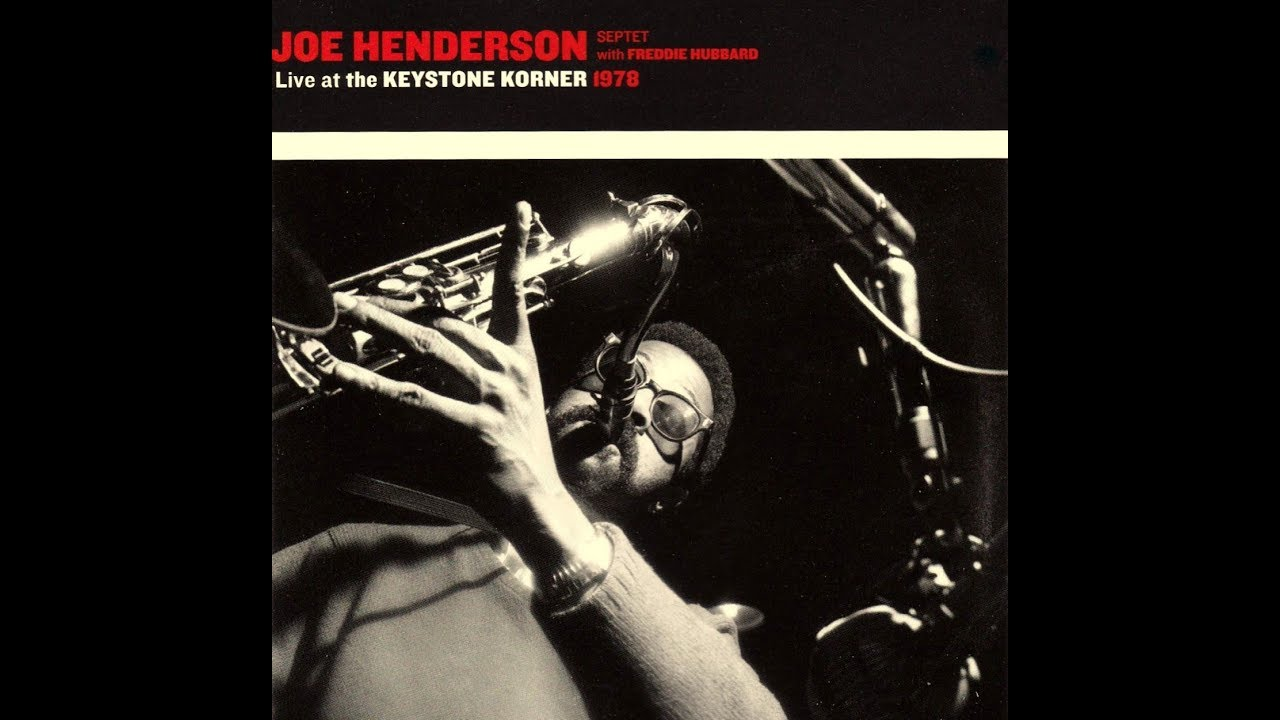 Joe Henderson 1978 Invitation Youtube