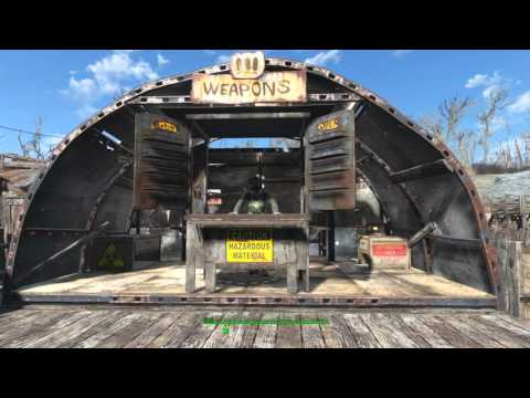 Fallout Starlight City PS4 settlement