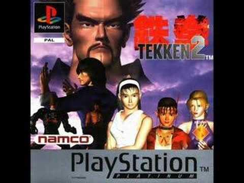 Tekken 2:Character Select Arcade BGM - YouTube