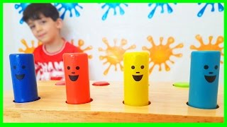 Baby Toy Learning Video With Wooden Toys
