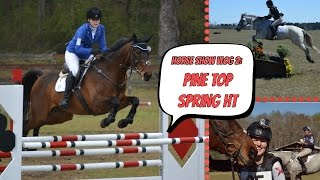 Horse Show Vlog 2: The Time We Went Back To Pine Top
