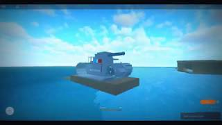Roblox/What ever floats your boat/WW1 french light, Renalt FT17