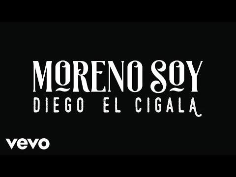 Diego El Cigala - Moreno Soy (Cover Audio)