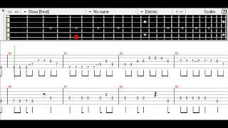 Gambar cover ANSWER - BUMP OF CHICKEN Bass TAB