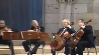 Ф.Мендельсон - Струнный октет (1825) - 3 Scherzo. Allegro leggierissimo