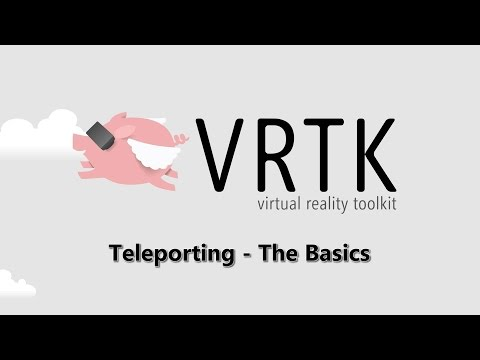 [Teleporting] 001 - The Basics