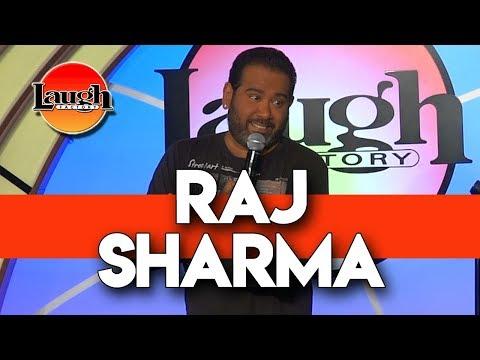 Raj Sharma | Spelling Bee | Laugh Factory Las Vegas Stand Up Comedy