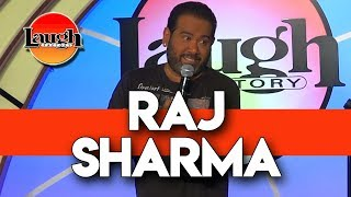Raj Sharma | Spelling Bee | Laugh Factory Las Vegas Stand Up Comedy