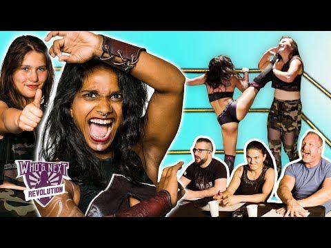 Women's Wrestling: GWF Who's Next Revolution | Episode 3