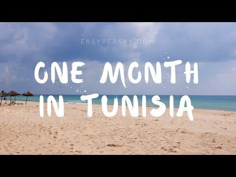 One Month in Beautiful Tunisia