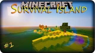 Survival Island #1 Let's Survive! w/CraftBattleDuty