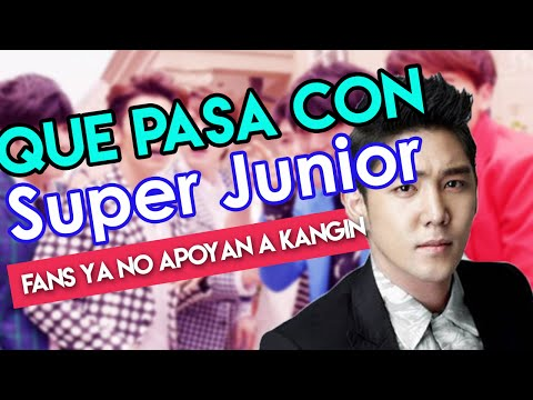 Fans de SUPER JUNIOR piden que KANGIN Deje el Grupo | ¿QUE PASA CON SUPER JUNIOR? | Shiro No Yume