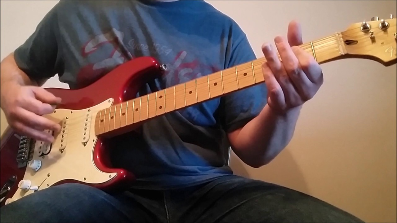 I Mother Earth One More Astronaut Guitar Cover Youtube
