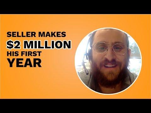 Seller earns $2 MILLION 💰 1st  Year 🔥  Seller Stories I Jungle Scout