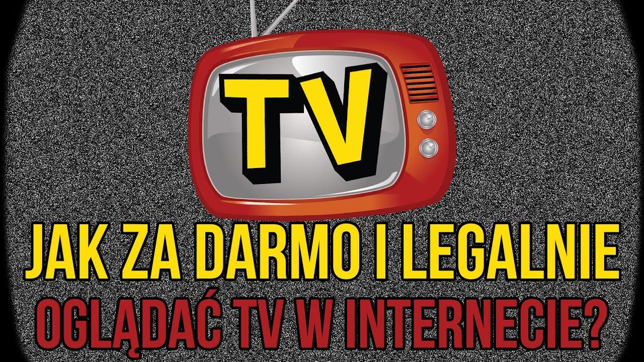 darmowa telewizja przez internet tv online za free darmo pl