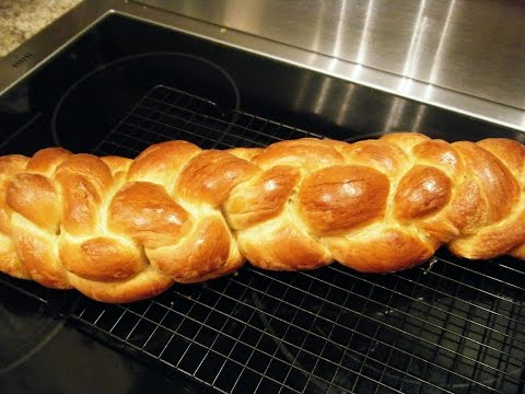 5 BRAID CHALLAH BREAD - TWO WAYS! Easy Dough Recipe Included!