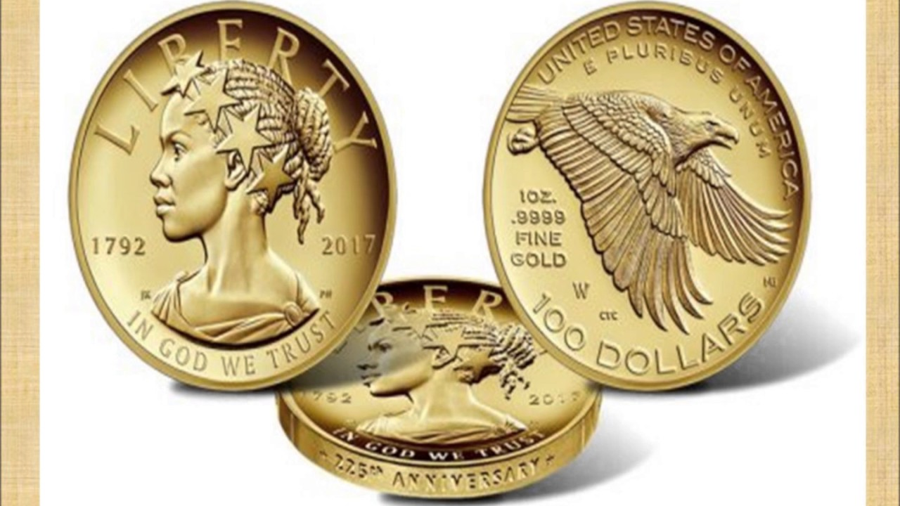 Us Mint Announces New Mixed Race Liberty Gold Coin