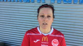 Interview med BSFs Michelle Madsen 11-03-2017
