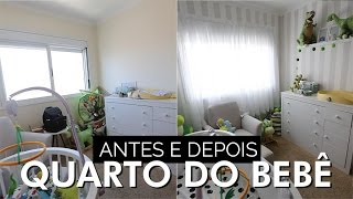 O novo quarto do bebê! - Diário da Reforma  | Lia Camargo