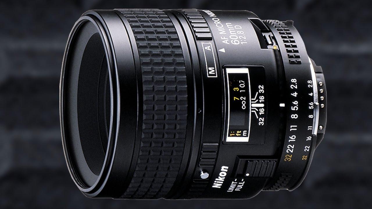 Nikon 60mm f2 8D Macro Lens - Best Macro Lens for All Round Use???