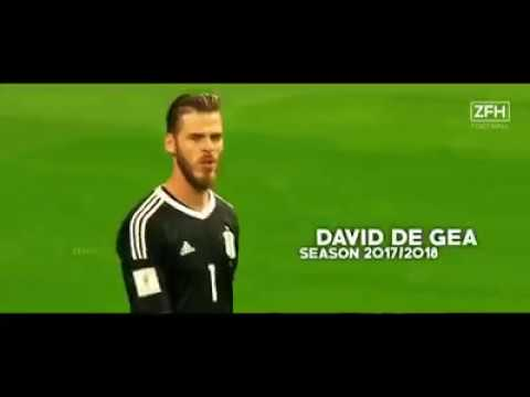 David de gea the perfect goalkeeper in football history