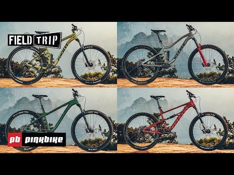 4 Trail Bikes Under $2000 - Giant Vs Kona Vs Calibre Vs Vitus | 2020 Pinkbike Field Trip