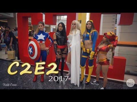 C2E2 (vlog) 2017