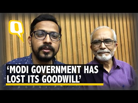 Modi Govt's Goodwill Has Decreased Since 2014: Political Scientist