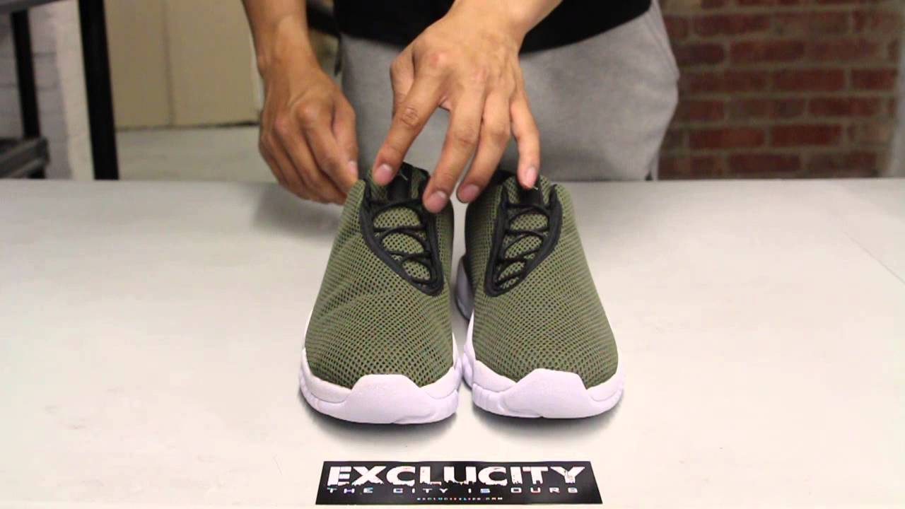 air jordan future low faded olive