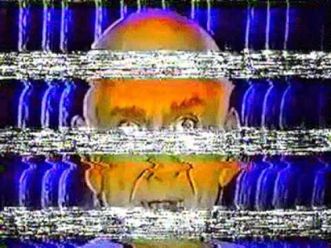 VHS Glitch Art