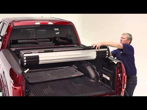 BAK Industries Revolver X2 hard rolling tonneau cover - Installation