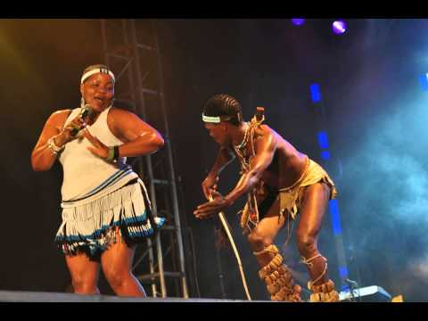 Botswana traditional dance & choir music[ mixed by DJ DR BAX