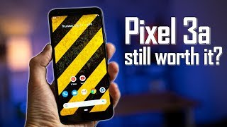 Pixel 3a XL - 12 missing Features