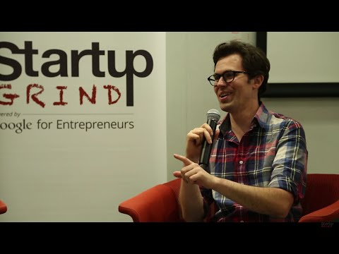 Roger Dickey (Gigster) at Startup Grind San Francisco