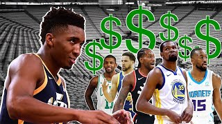Donovan Mitchell predicts Free Agency landing spots and re-drafts the 2017 Draft | SportsPulse