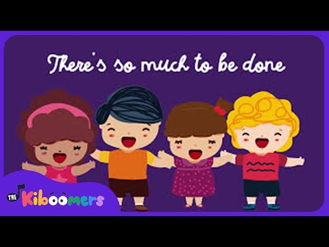 Goode Song for Kids  Goode Song for Preschool   So Long Now  The Kiboomers