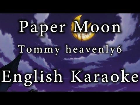 Paper Moon Karaoke [English]