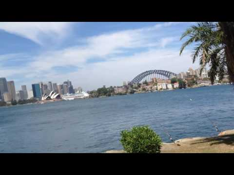 Cremorne Point Foreshore Walk