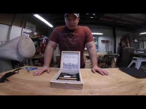 Making a Cigar Pen Box