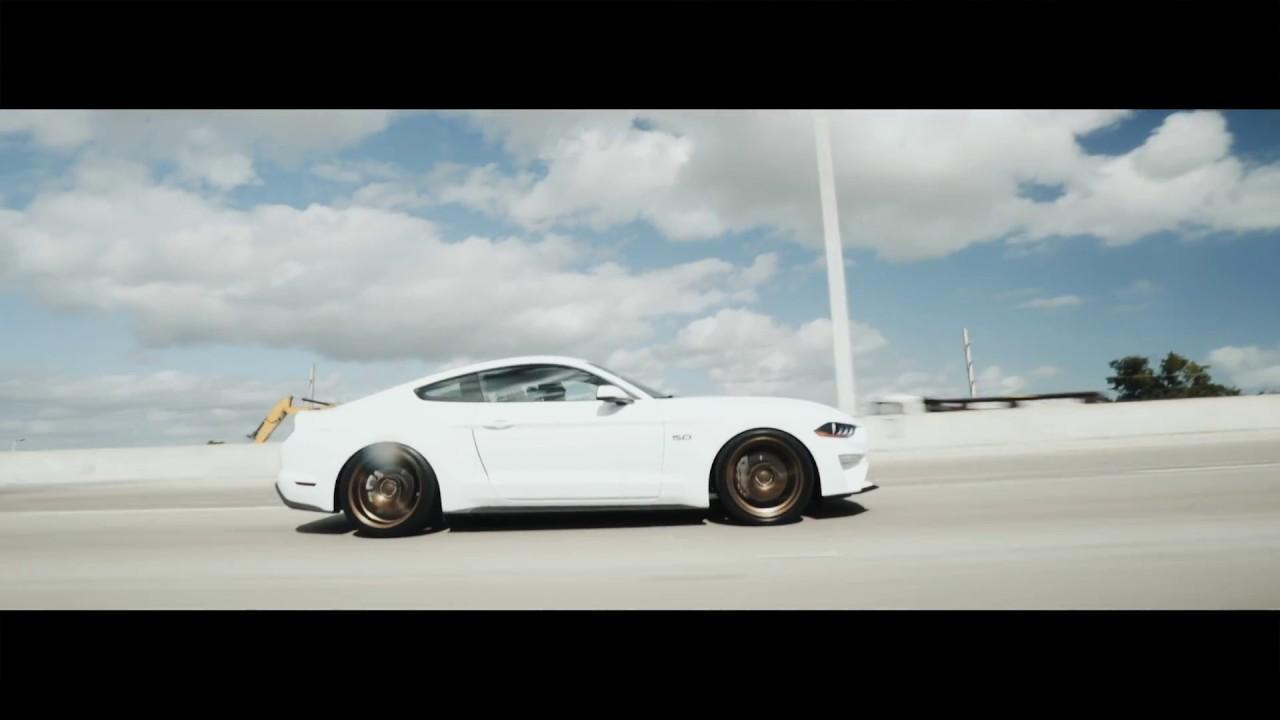2018 Ford Mustang Gt Velgen Split5s