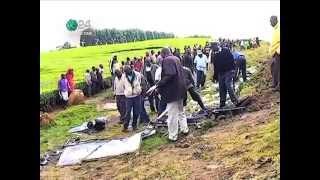Six Die Along Kericho-Nakuru Highway