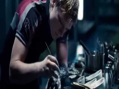 "THG Scene; ""I used to decorate the cakes at the bakery."""