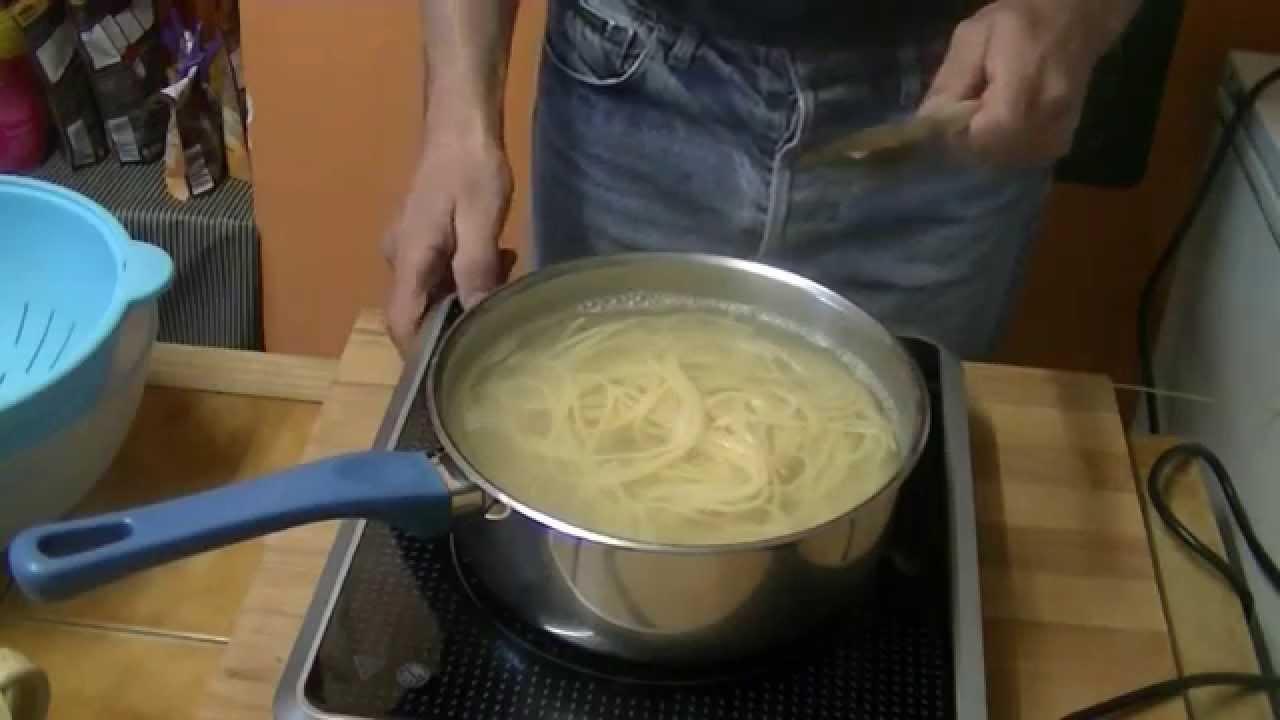 comment cuire les p u00e2tes - cuisson des p u00e2tes facile