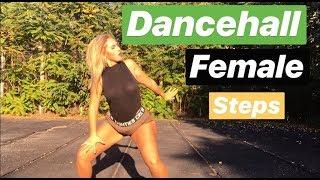 Dancehall female steps Wizkid ft. Olamide - Kana